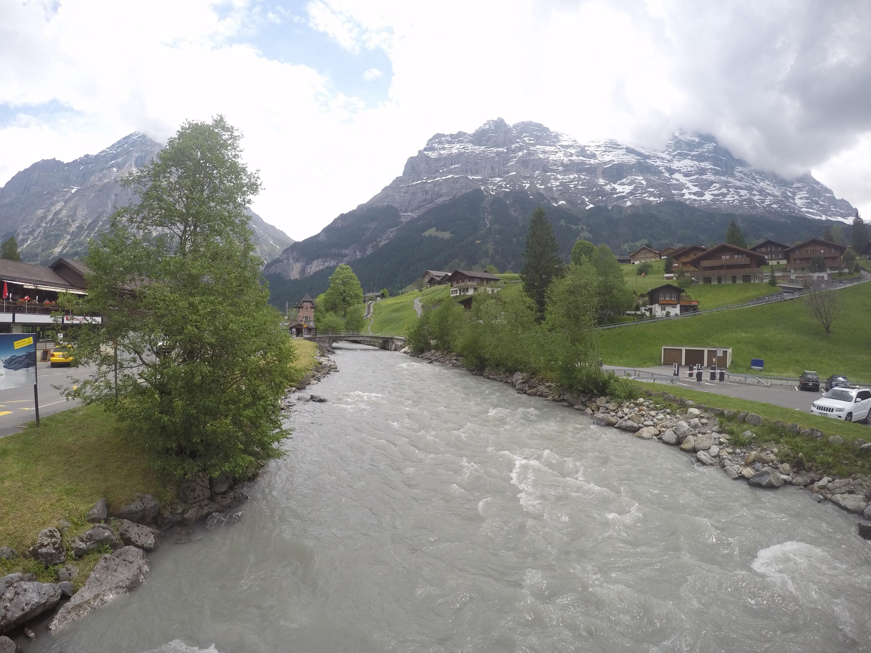 Touring Jungfrau!!!