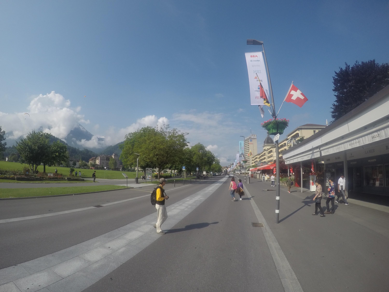 Interlaken town sight seeing!!!