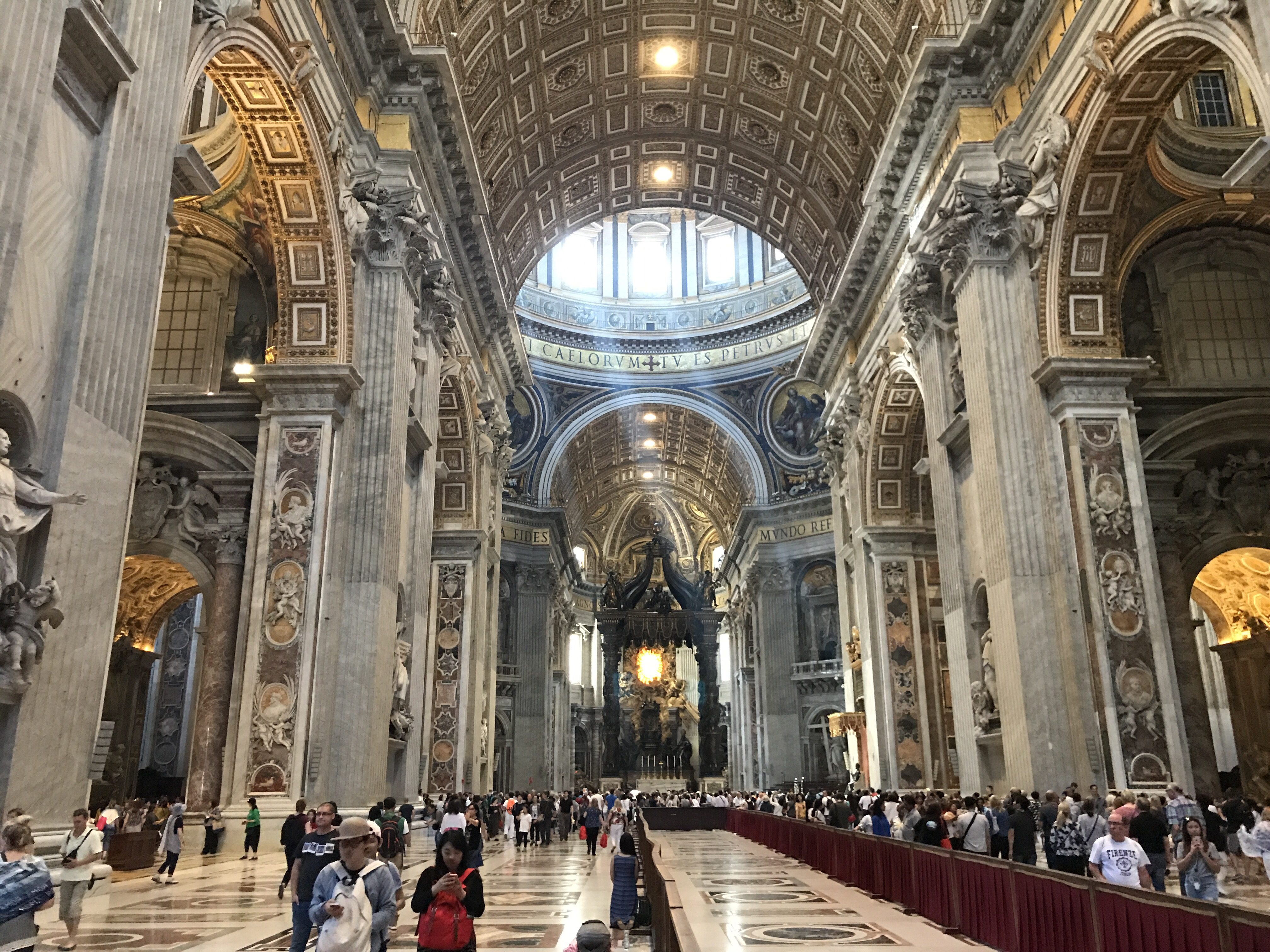 Once in a lifetime visit to the Vatican!!!