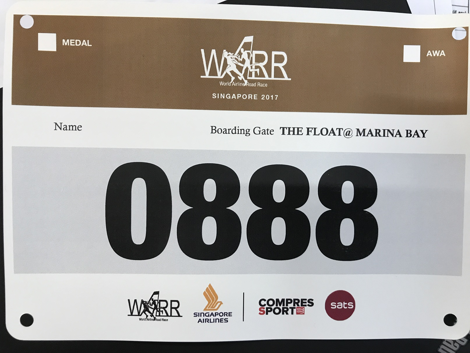 WARR: World Airline Road Race! Aviation and Running! Both my favourites together!