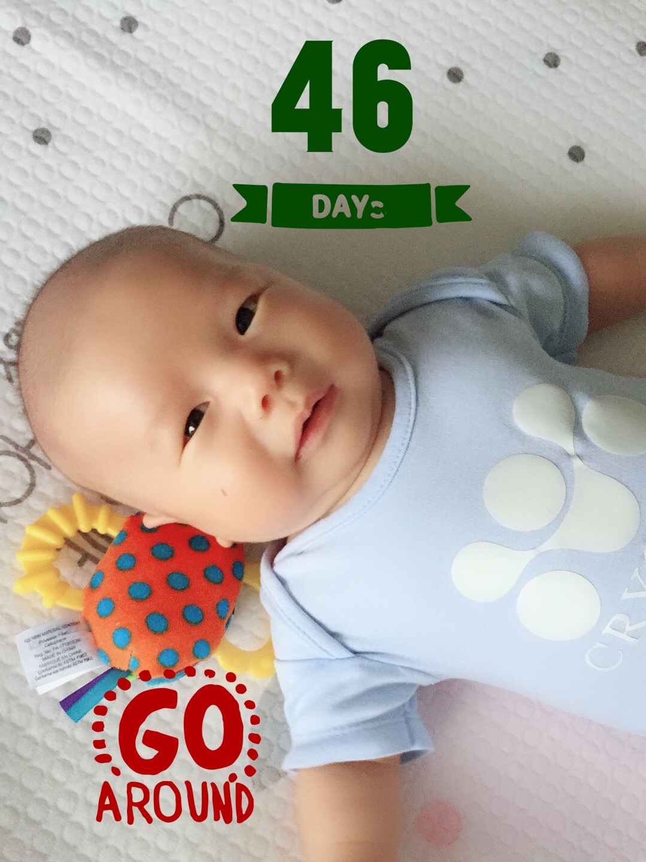 Lucas day 46!