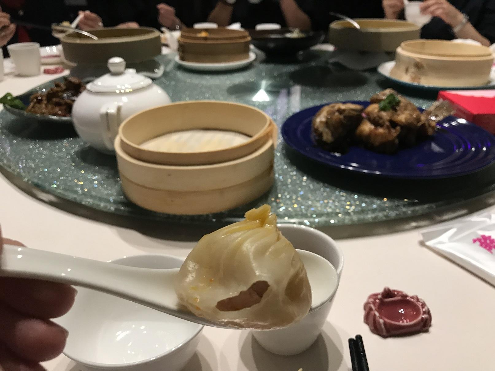 Dinner at 蟹榭!