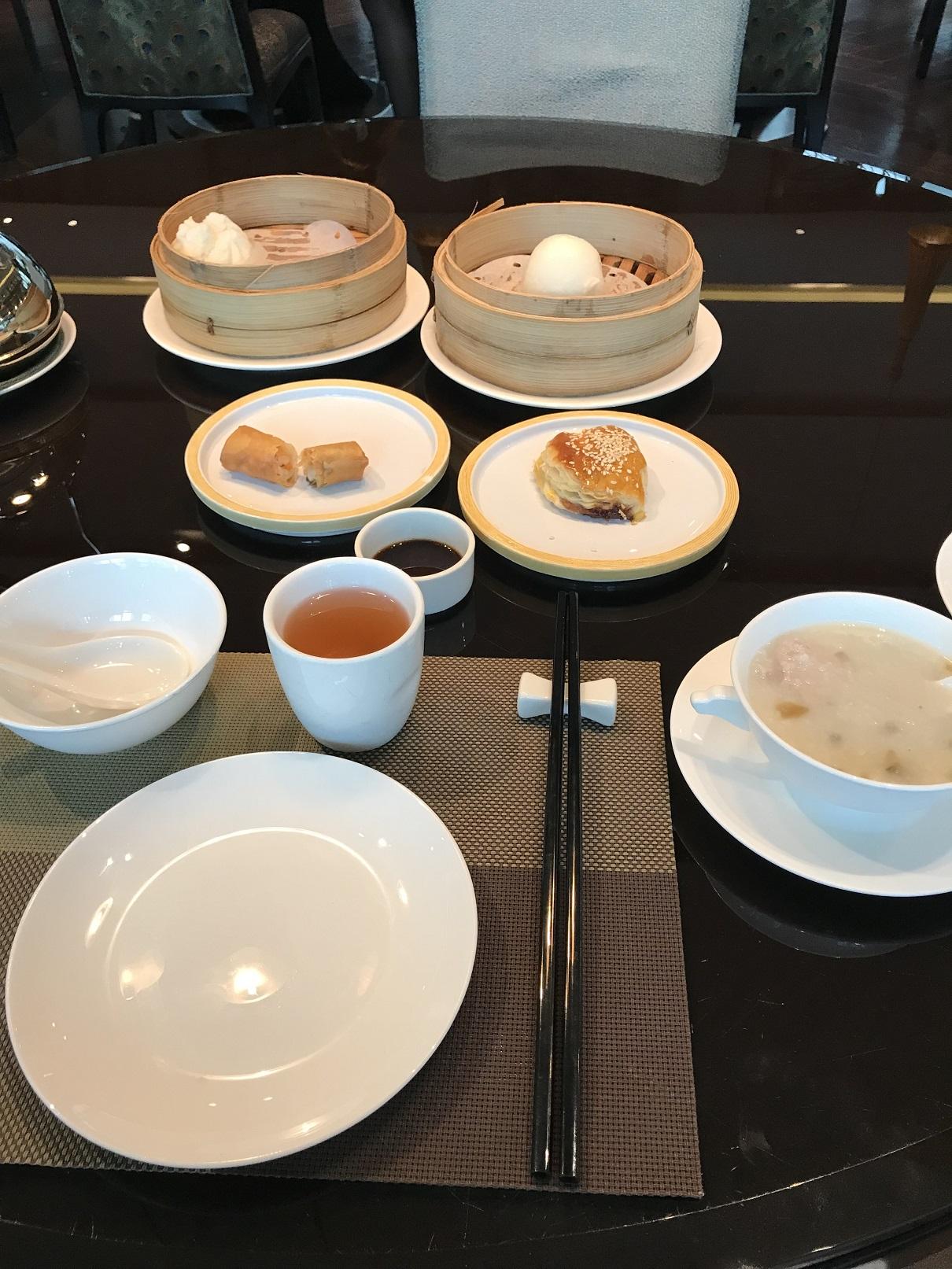 Breakfast at Summer Palace!