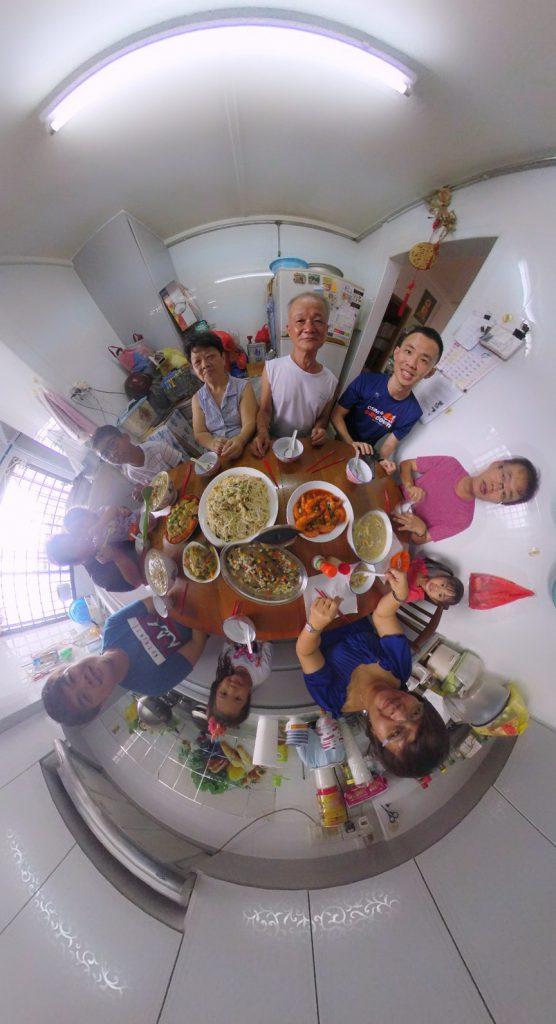Reunion Dinner!!!