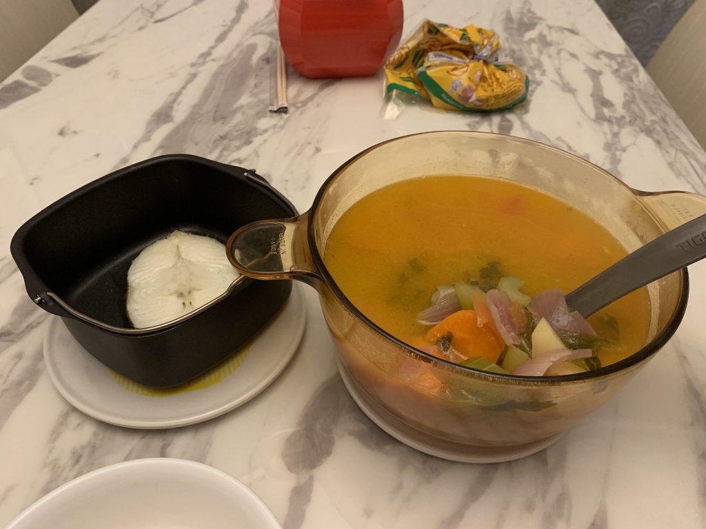 Healthy Dinner!!!