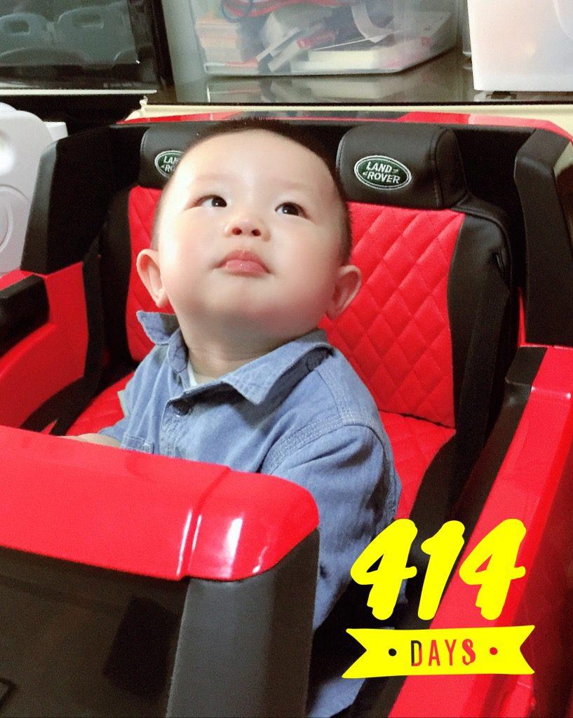 Lucas Day 414!