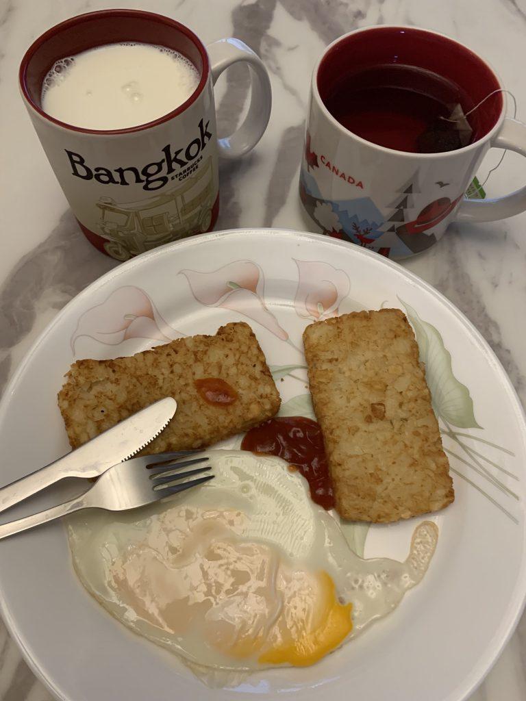 Heavy Breakfast!