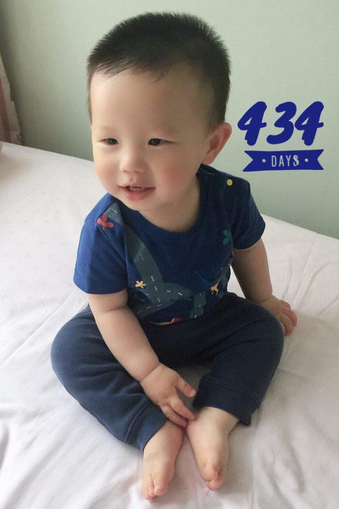 Lucas Day 434!