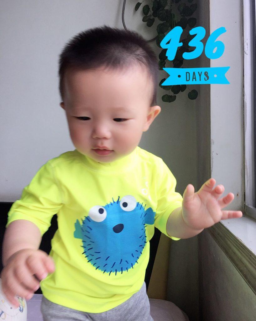 Lucas Day 436!!!