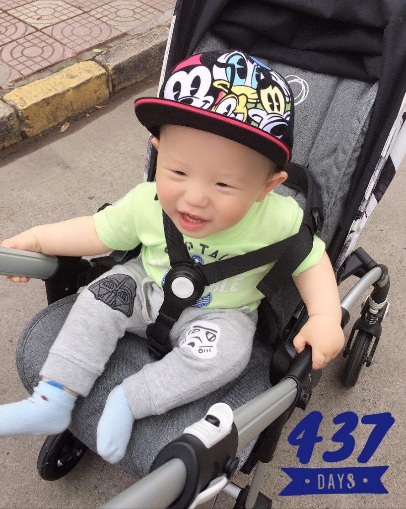 Lucas Day 437!!!