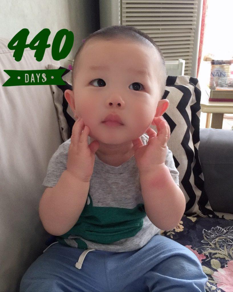 Lucas Day 440!