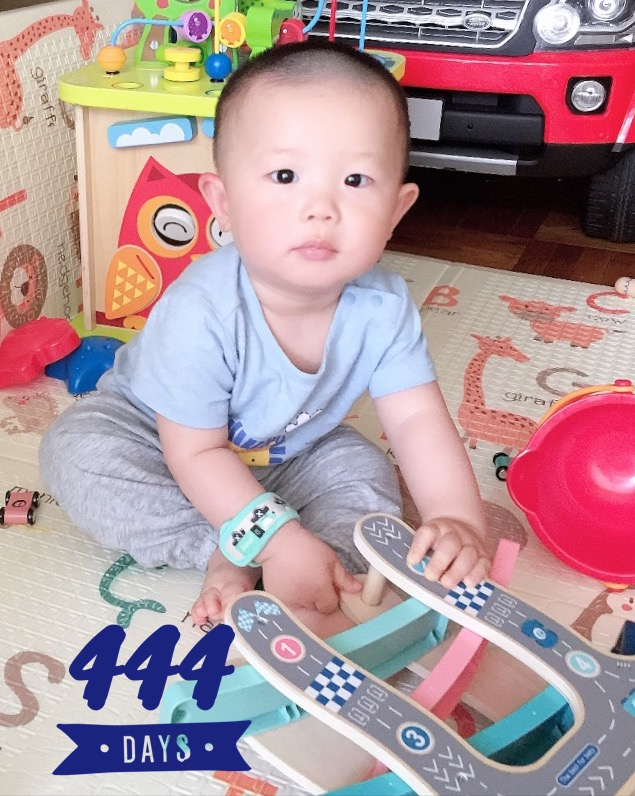Lucas Day 444!
