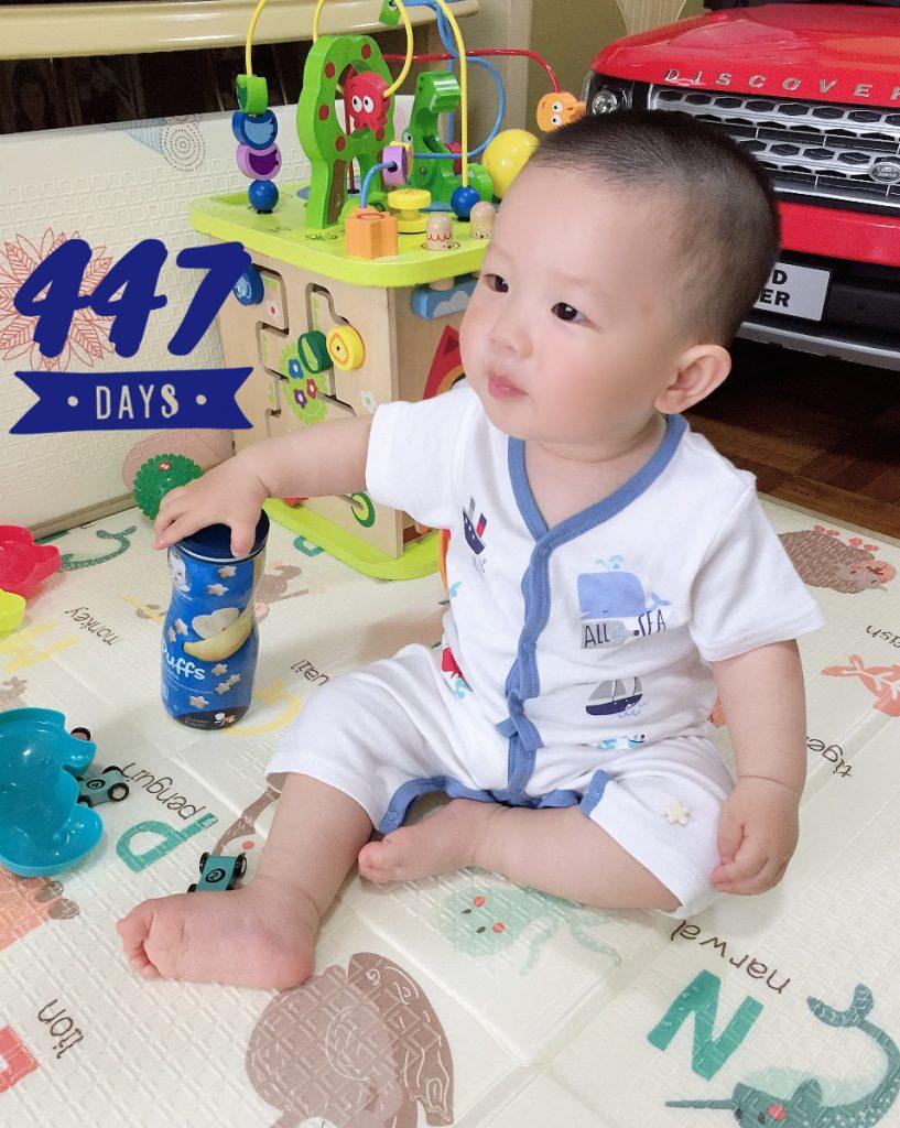 Lucas Day 447!!!