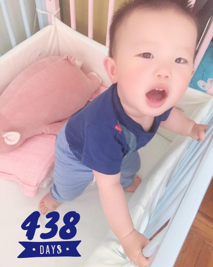 Lucas Day 438!!!