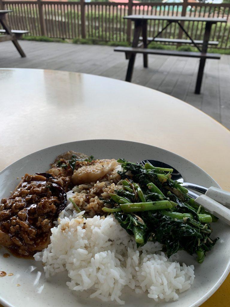 Honest Lunch!