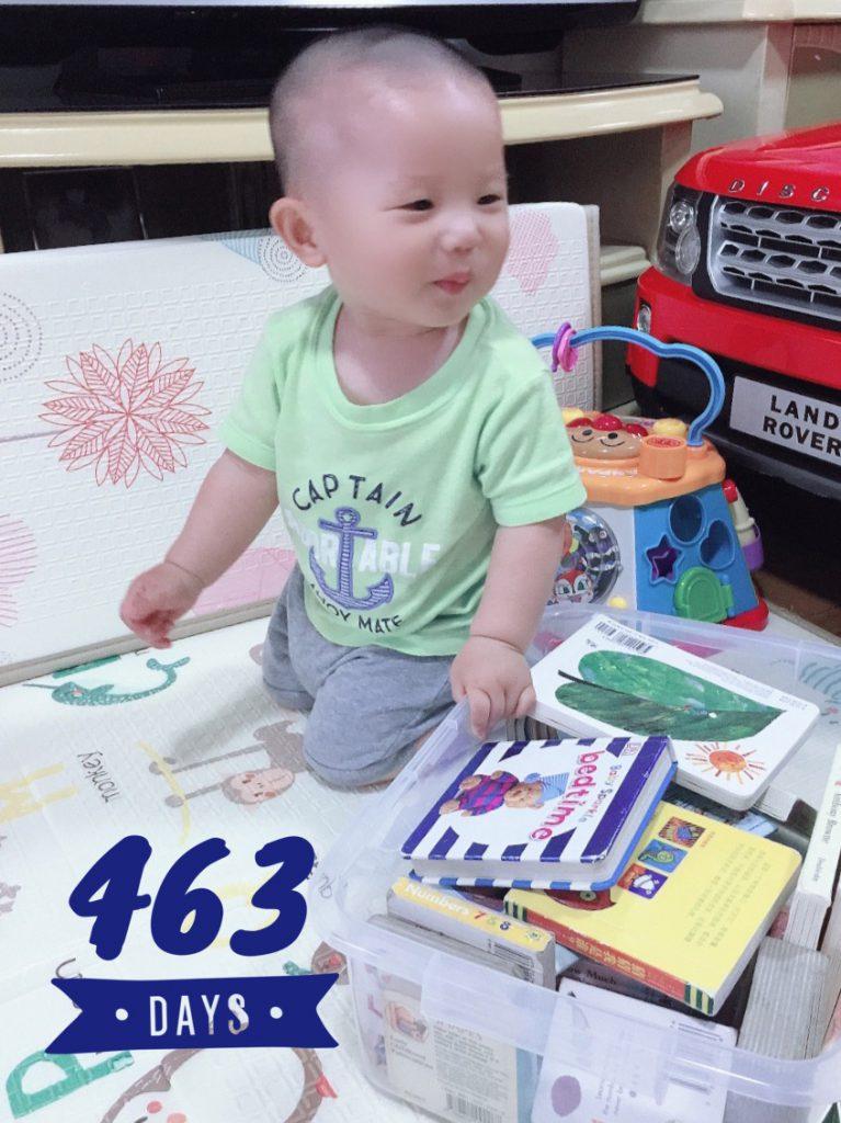 Lucas Day 463!