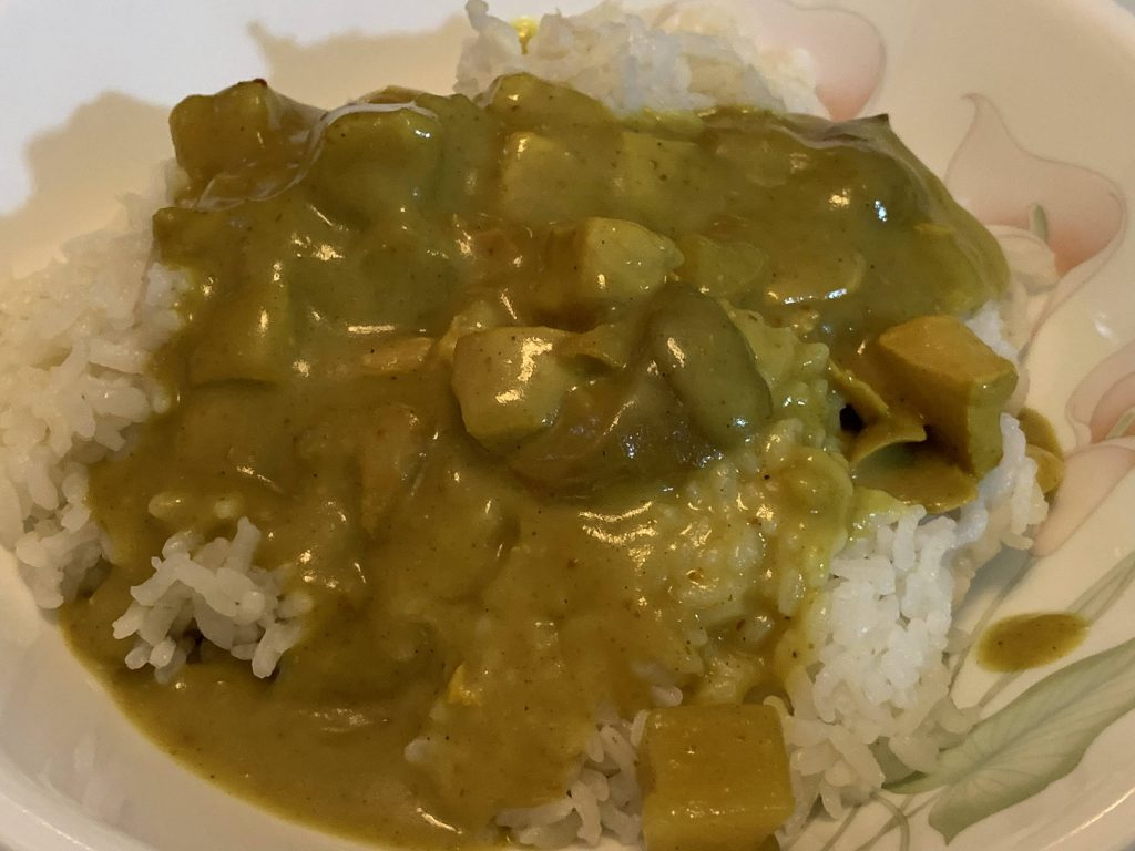 Curry Rice Dinner!