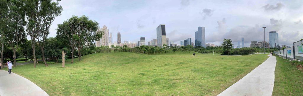 Nice park to run!