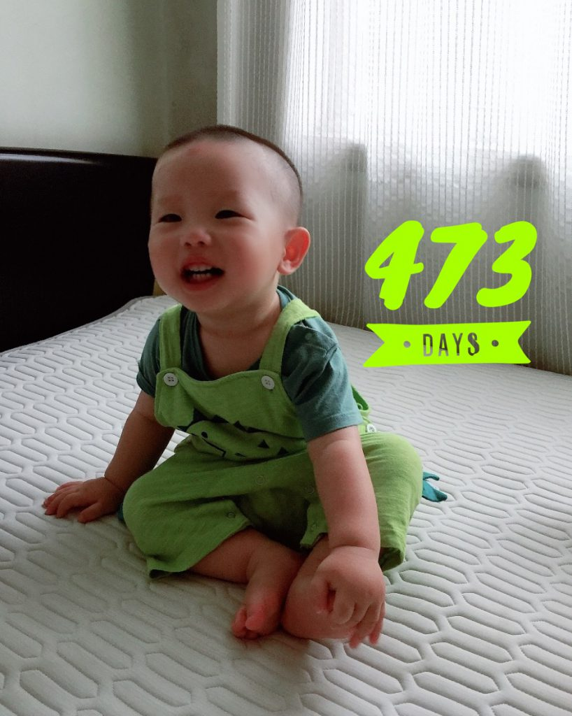 Lucas Day 473!!!