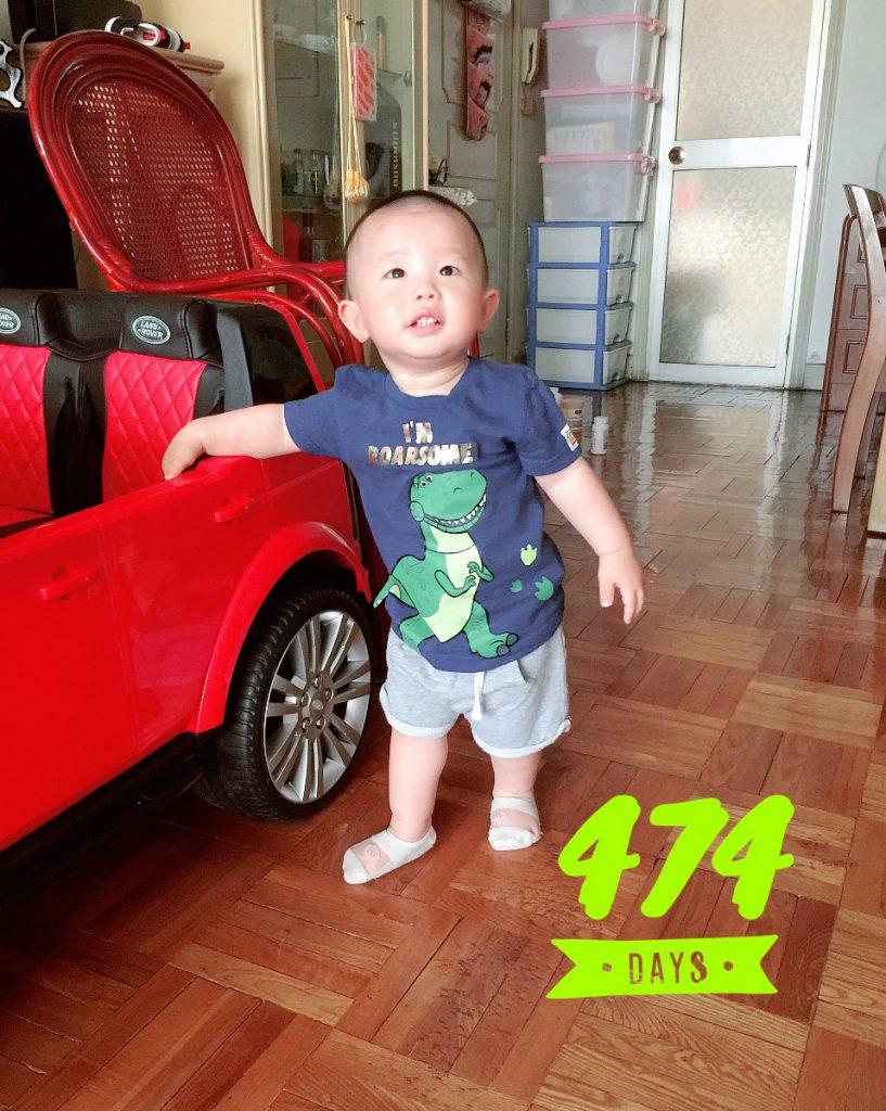 Lucas Day 474!