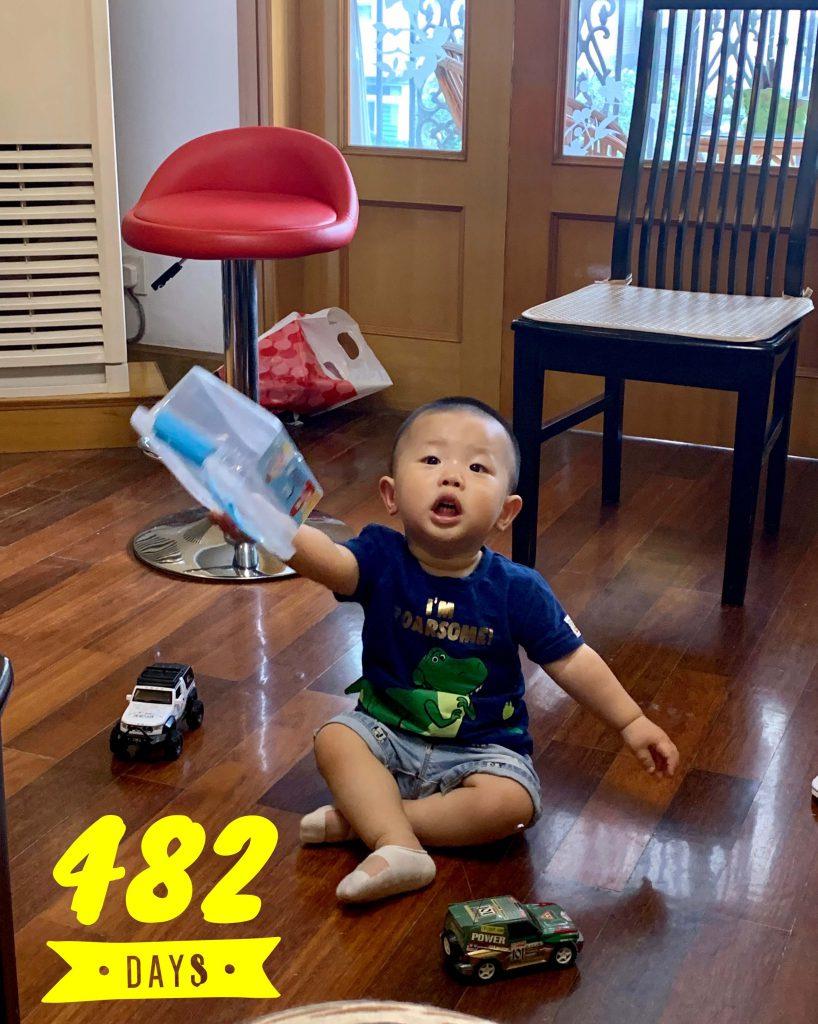 Lucas Day 482!