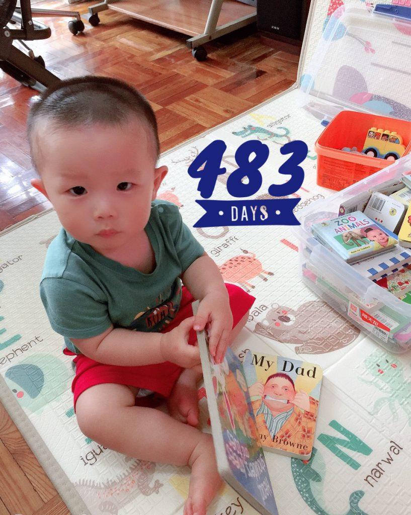 Lucas Day 483!