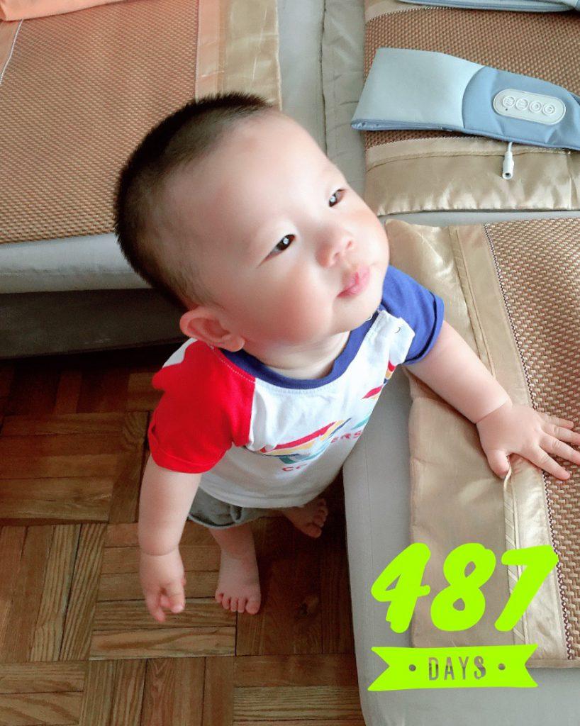 Lucas Day 487!!!