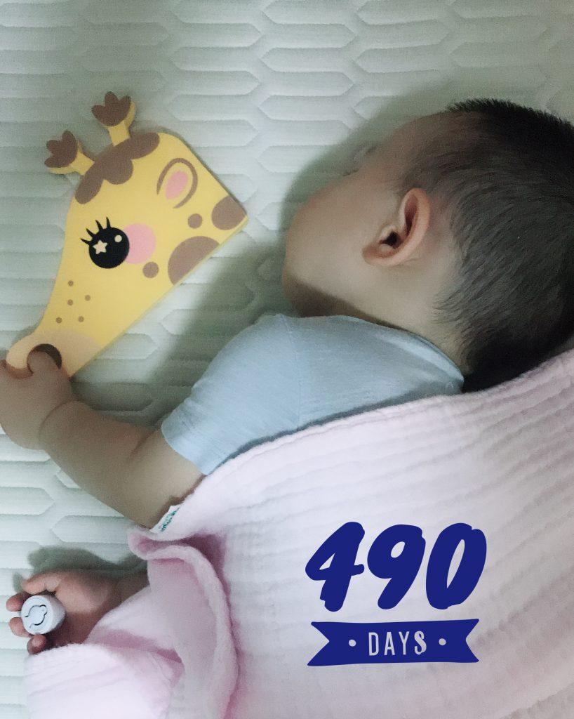 Lucas Day 490!