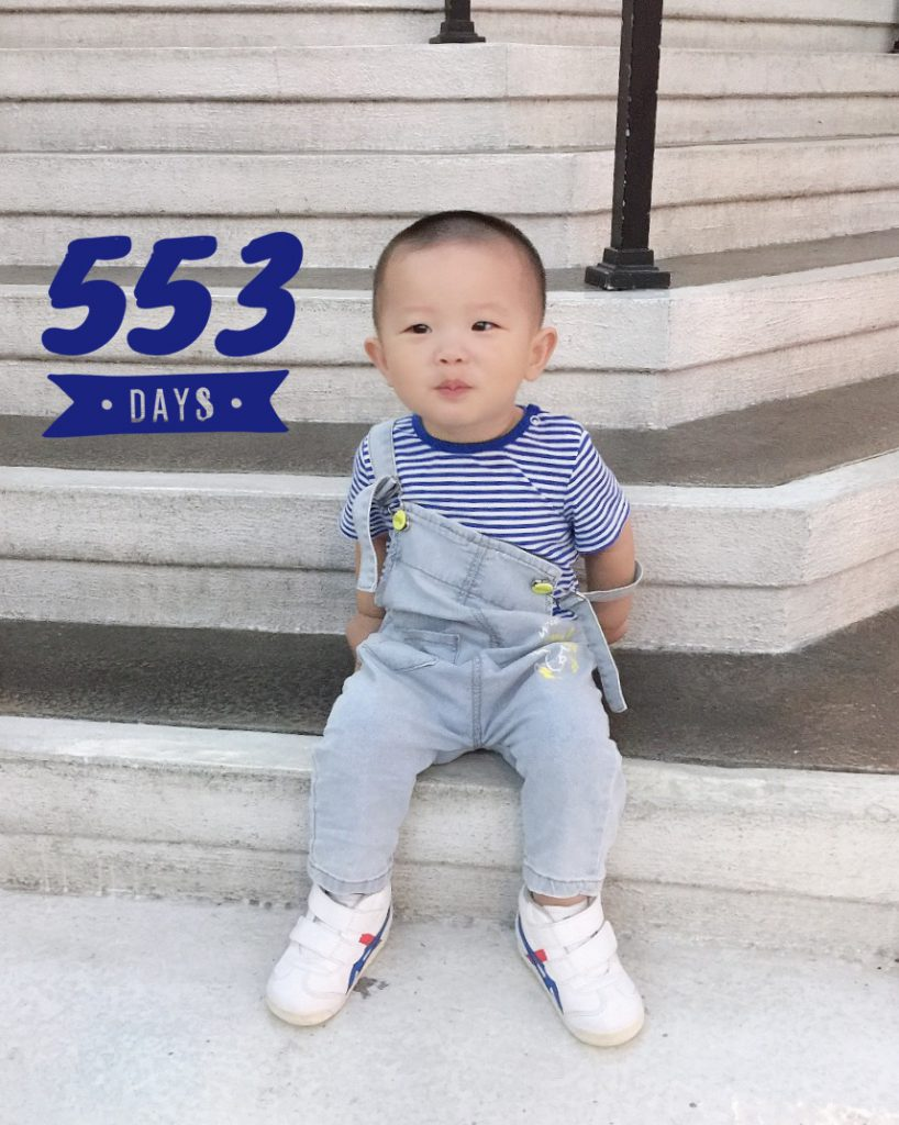 Lucas Day 553!