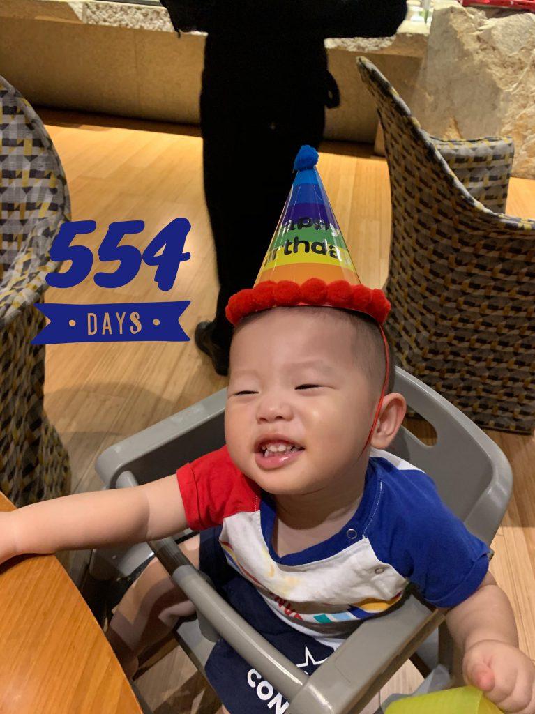 Lucas Day 554!
