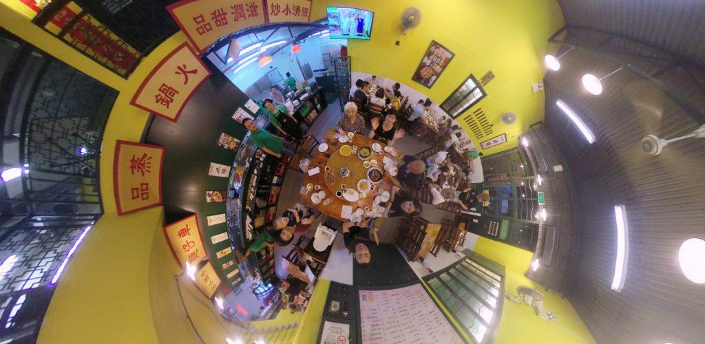 Dinner at 凤凰大排档!