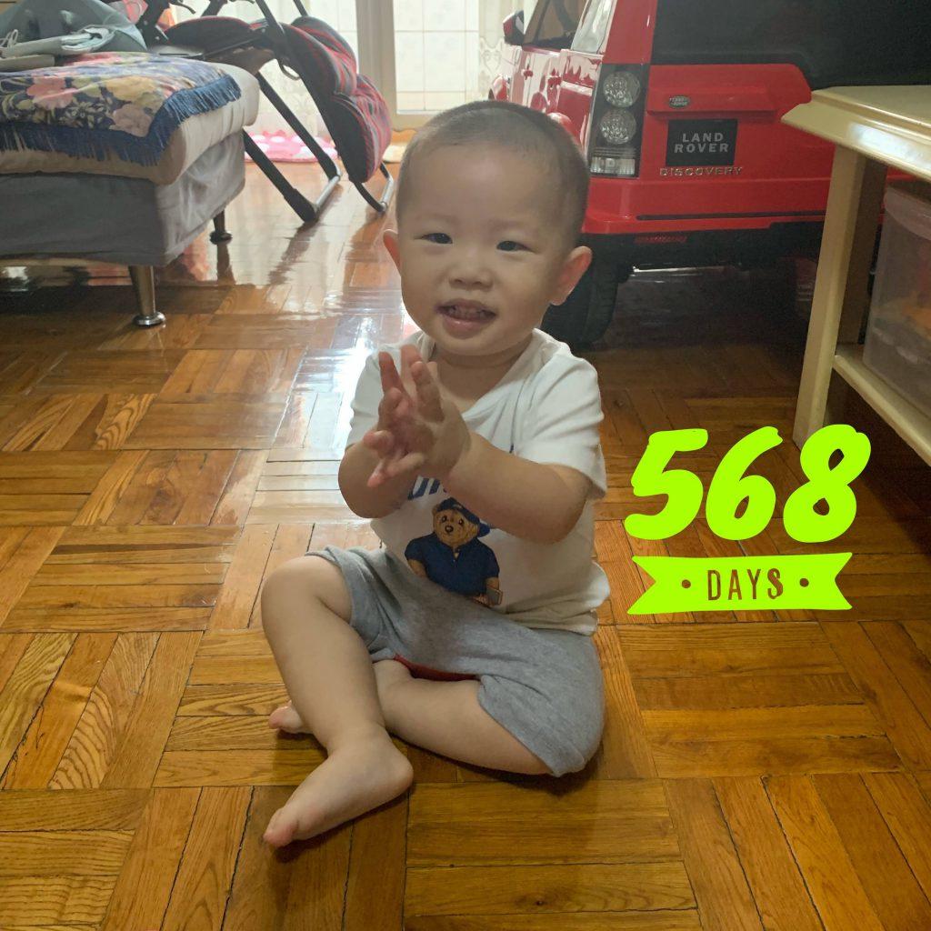Lucas Day 568!