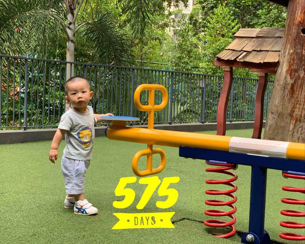 Lucas Day 575!