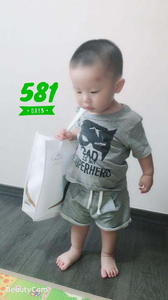 Lucas Day 581!