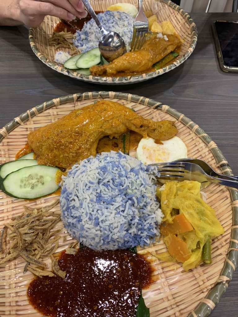Nasi Lemak Lunch!