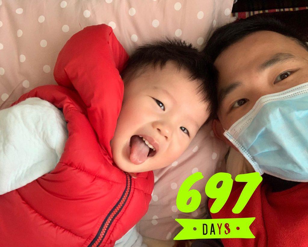Lucas Day 697!
