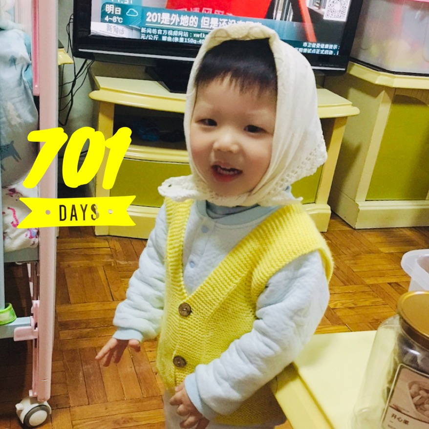 Lucas Day 701!!!
