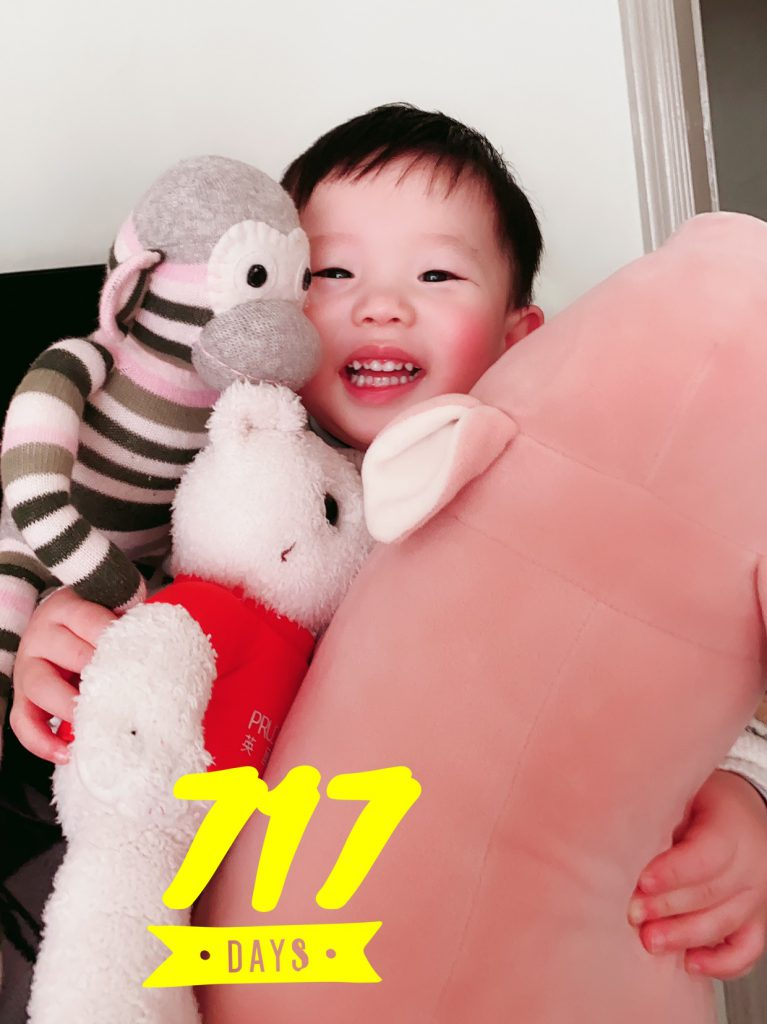 Lucas Day 717!