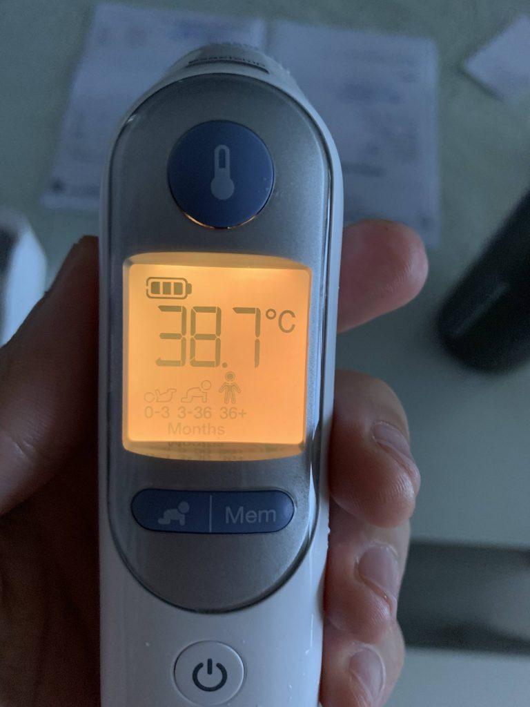 Rising Temperature!
