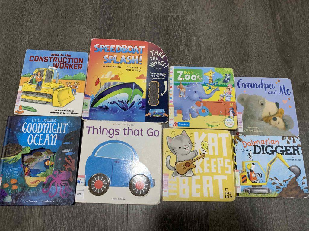 I got the hard to find speedboat book!