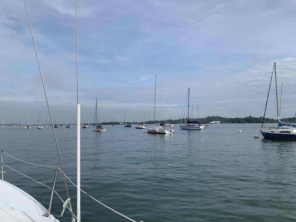 Miss sailing...