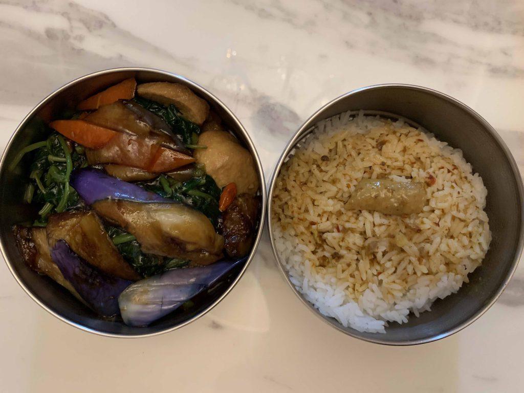 Dinner...