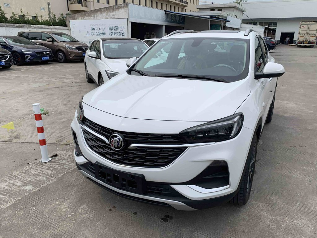 The Buick Encore GX has arrived!