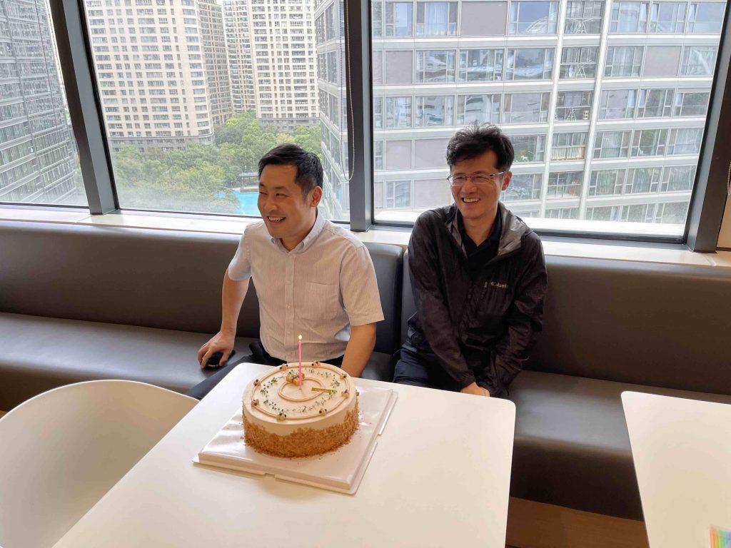 Happy Birthday Jack, Eric!